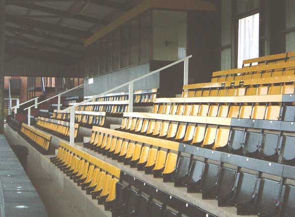Main Stand, Meadow Park