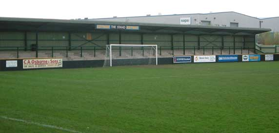 The T-End, Meadow Park