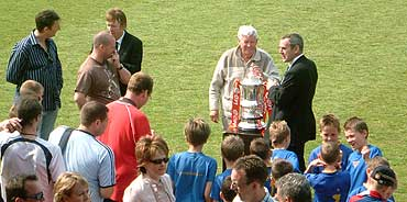 FA Cup at Meadow Park